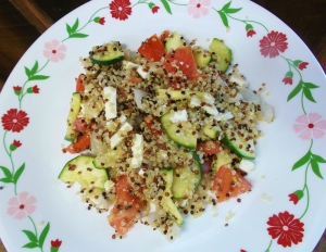 Vermont Valley Summer Quinoa Salad