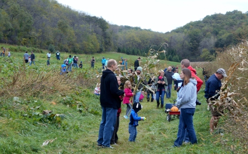 Last Sunday's Pumpkin Pick was enjoyed by many. Thanks for coming out!